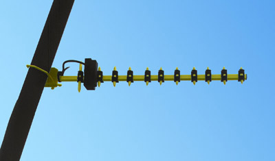 Антенна внешняя направленная стационарная Микроника S12 (FME)