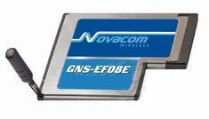 GSM/GPRS/EDGE Модем ExpressCard 54 Novacom GNS-EF08E